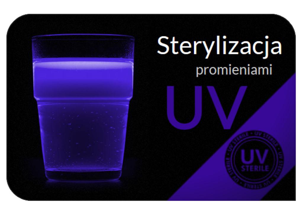 Filtry Seltino pakowane są w sterylne woreczki sterylizowane promieniami UV